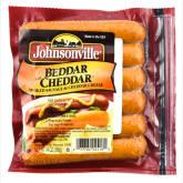 Beddar With Cheddar Sausage