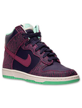 womens-nike-dunk-high-skinny-casual-shoes by nike
