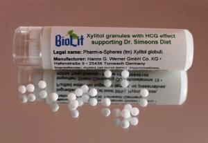 ביוליט - כדורונים מתוקים עבור דיאטת HCG