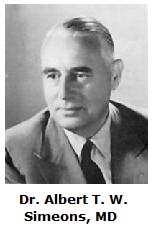Доктора Альберт Симеонс