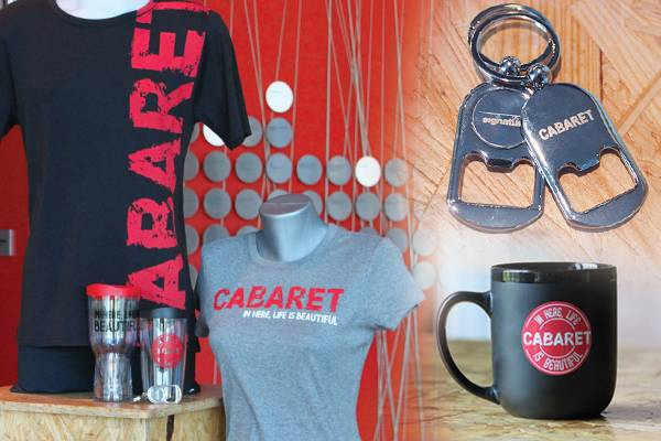 Cabaret at The Signature Shop