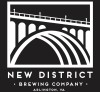 New District Brewing Company logo