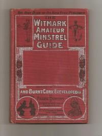 Witmark Minstrel Guide book