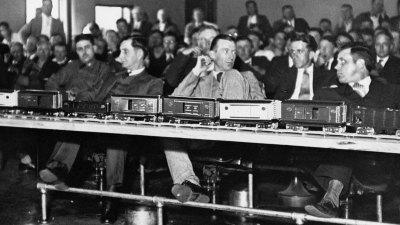 The all-white jury
