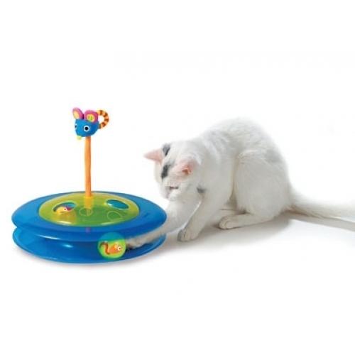 Игрушка для кота с шариком