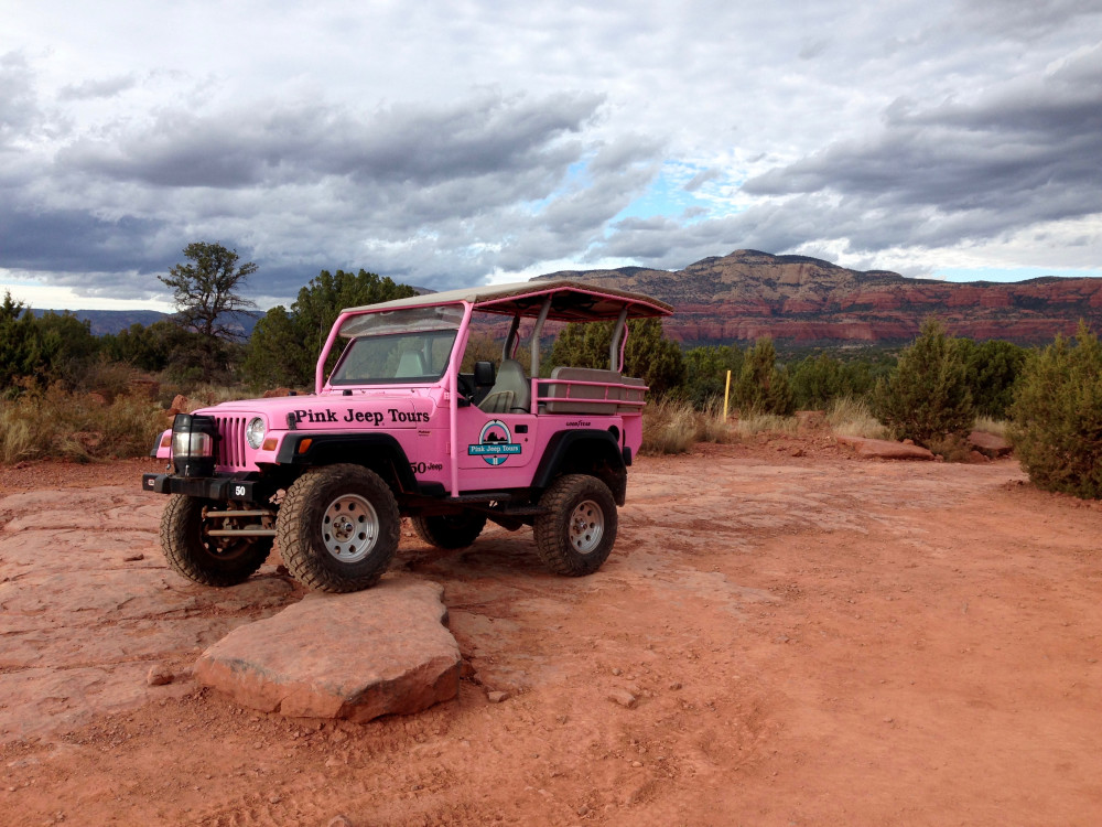 Diamond Gulch Jeep Tour