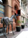 Bronze horse,