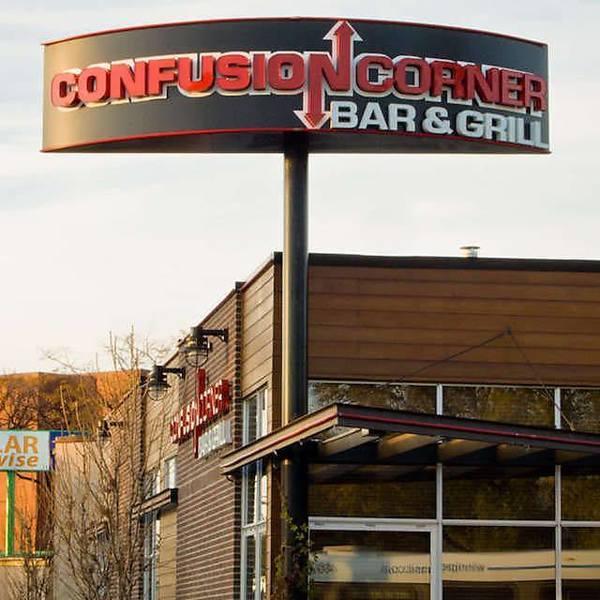 Confusion Corner Bar & Grill
