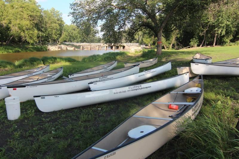 Canoe River Tours