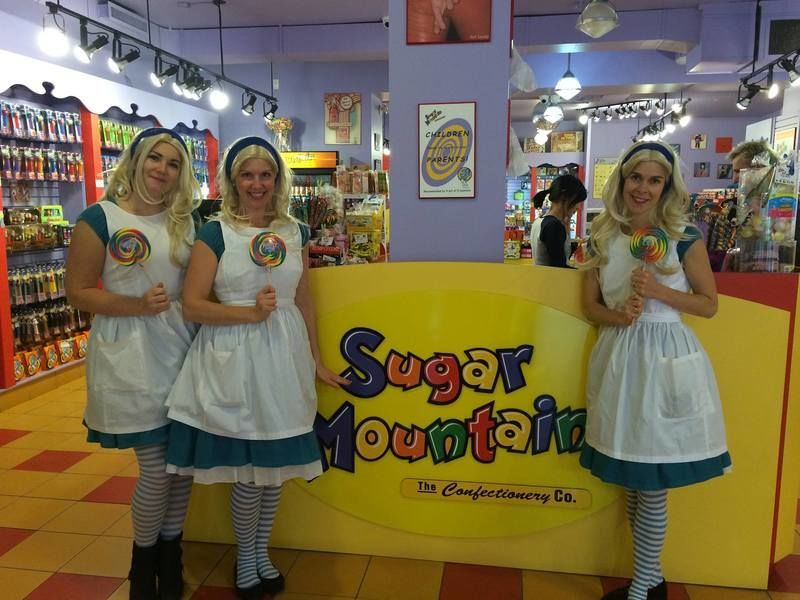 Sugar Mountain Express (The Forks)