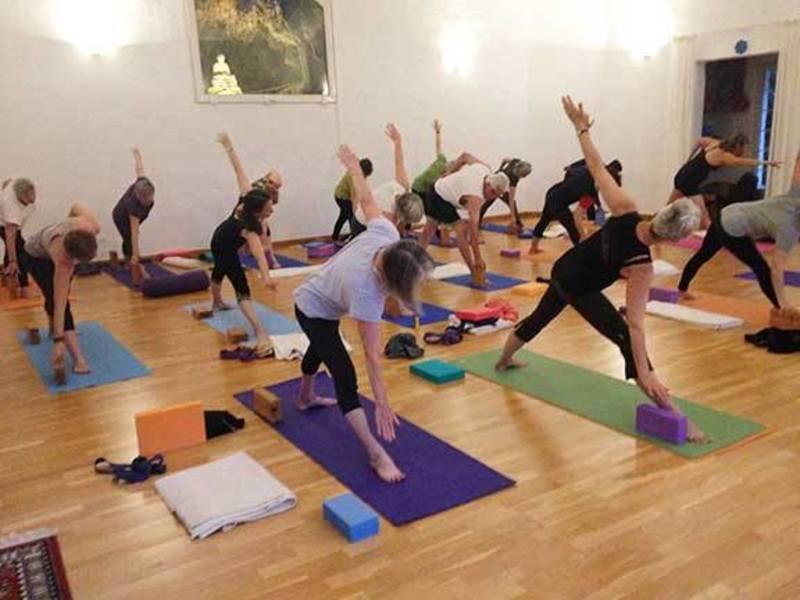 Yoga Centre Winnipeg
