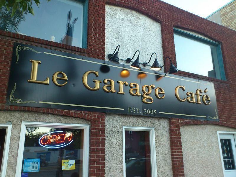 Le Garage Cafe