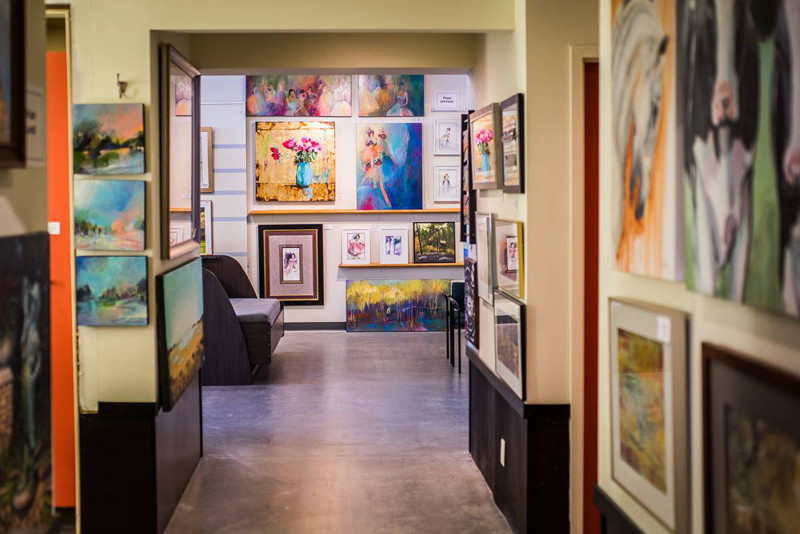 Birchwood Art Gallery