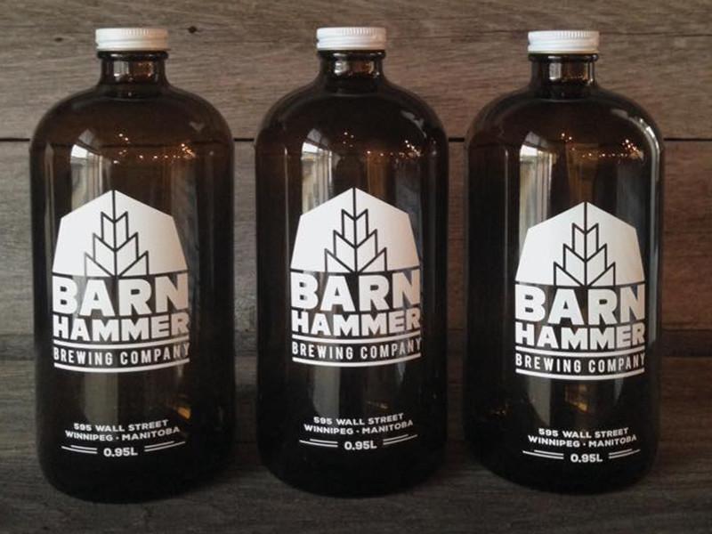 Barn Hammer Brewing