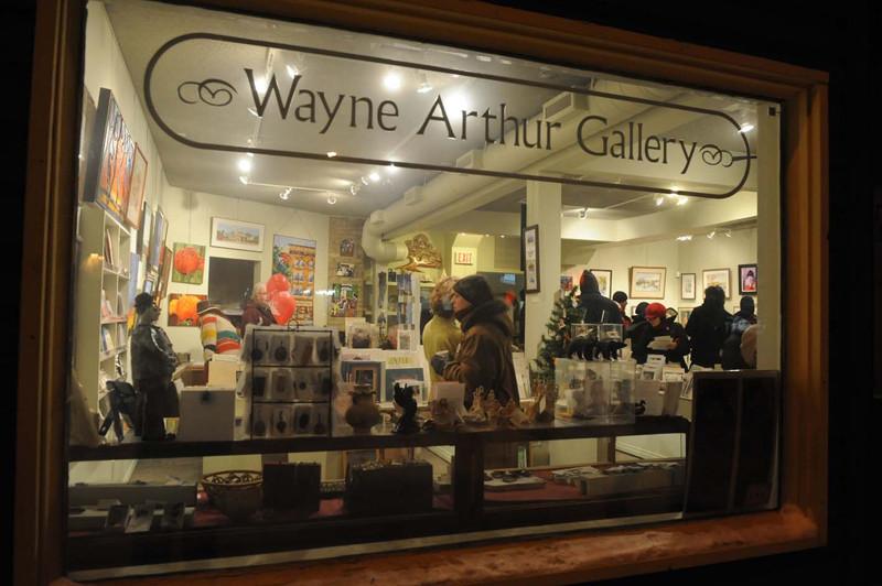Wayne Arthur Gallery