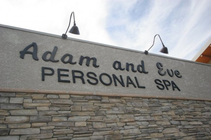 Adam and Eve Personal Spa
