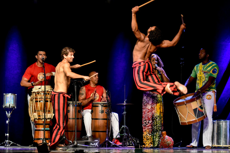 Folklorama Travel:  The Beat Goes On Workshop