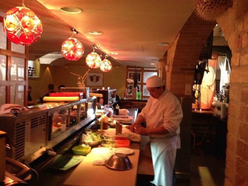 Meiji Sushi Japanese Restaurant & Martini Bar
