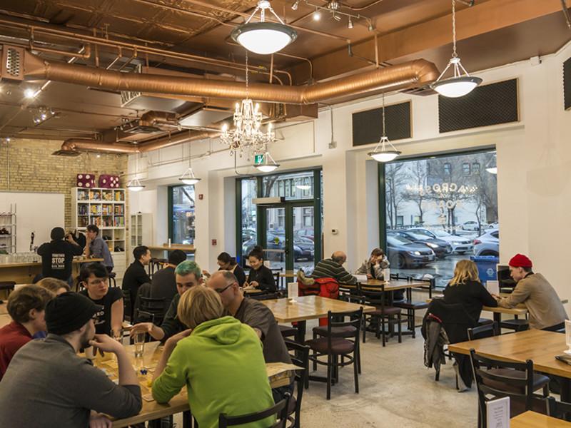 Across the Board Games Café