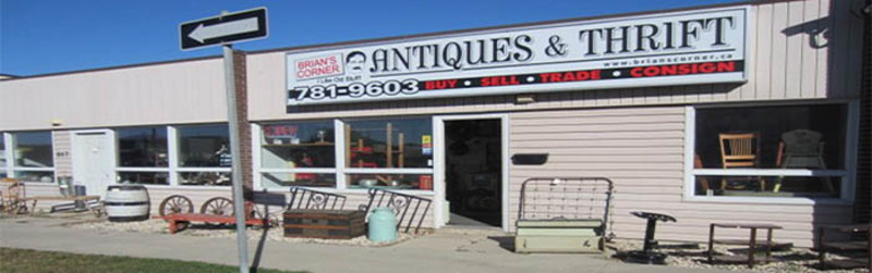 Brian's Corner Antiques & Thrift