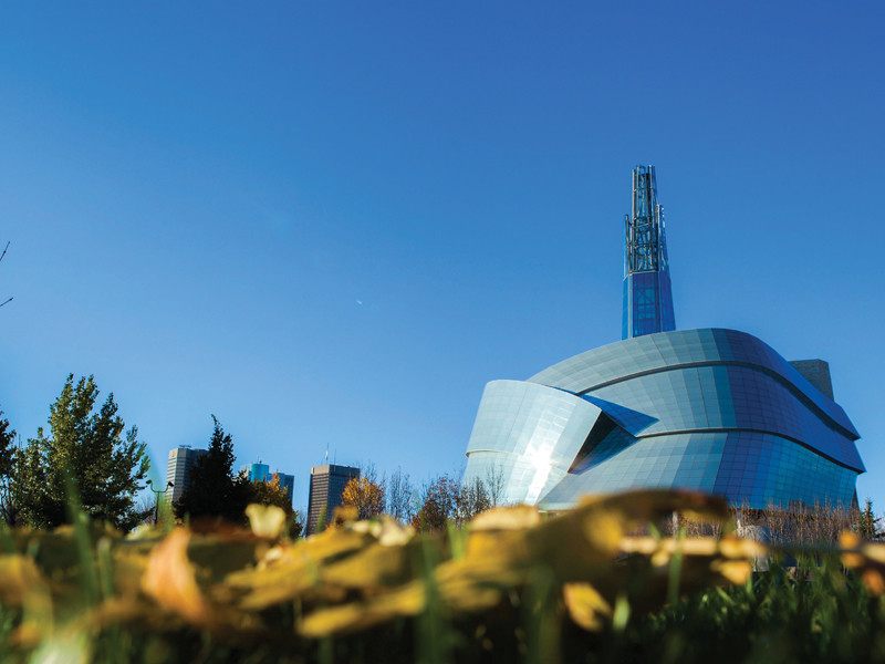 Canadian Museum for Human Rights - Discover the Building