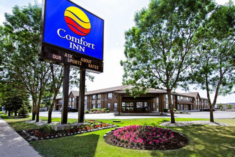 Comfort Inn Winnipeg Airport