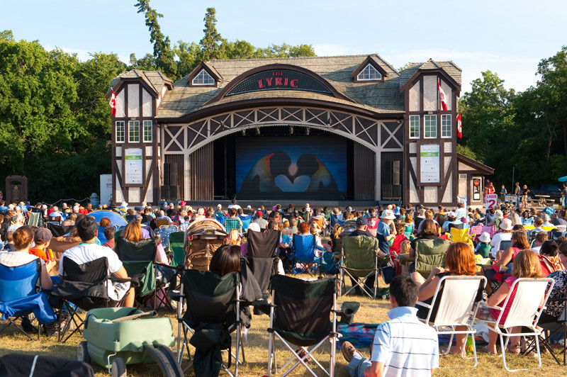 Summer Entertainment Series at Assiniboine Park