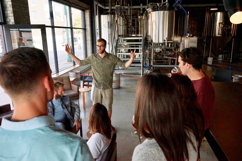 The Ale Trail Craft Brewery Tour