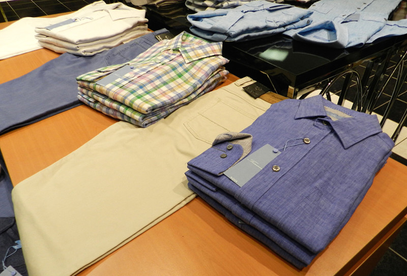 Uomo Casual Fine Clothing For Men
