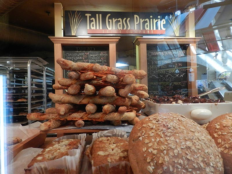 Tall Grass Prairie Bread Company at The Forks