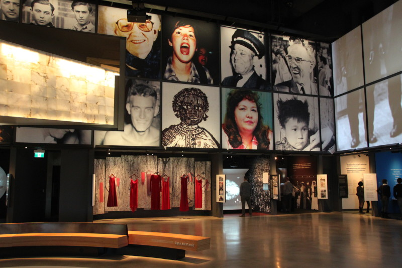 Canadian Museum for Human Rights - Explore the Galleries Tour