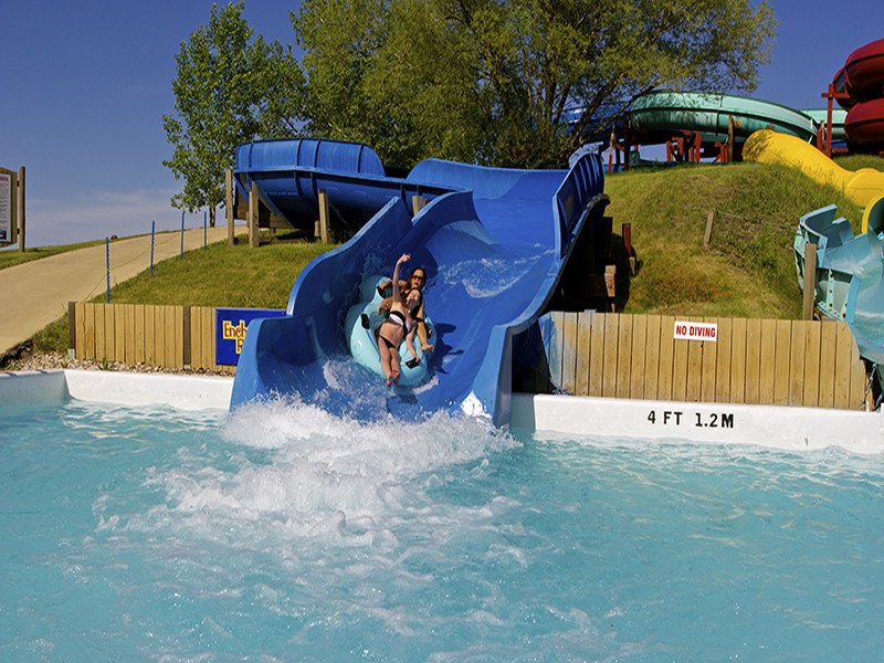 Fun Mountain Waterslide Park
