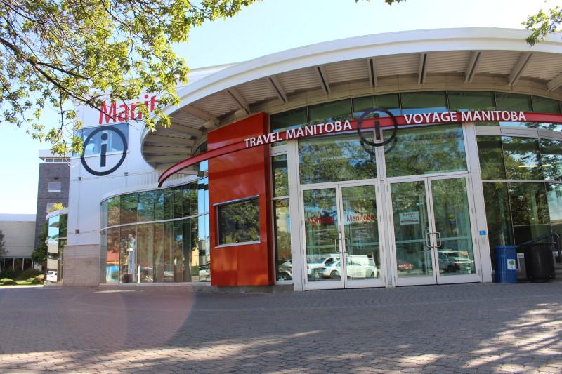 Travel Manitoba Visitor Information Centre – Forks Location
