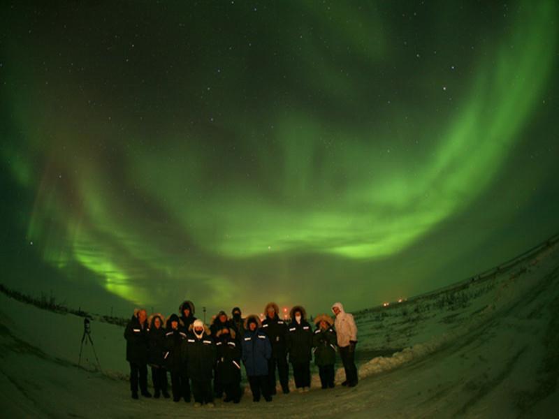 Manitoba Museum - Explore the Aurora