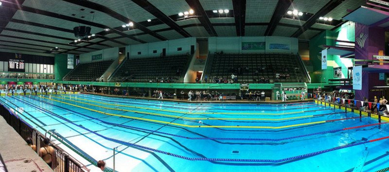 Pan Am Pool