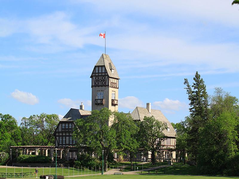 Assiniboine Park:  Pavilion Gallery Museum Tour