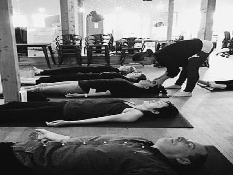 Raw Yoga Co.