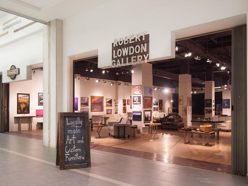 Robert Lowdon Gallery