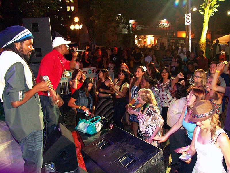 Soca Reggae Festival Winnipeg