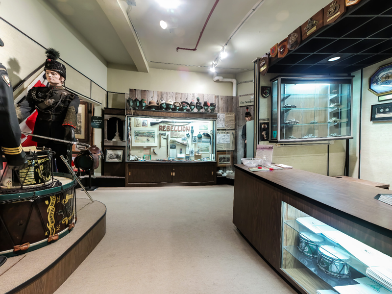 Royal Winnipeg Rifles Museum