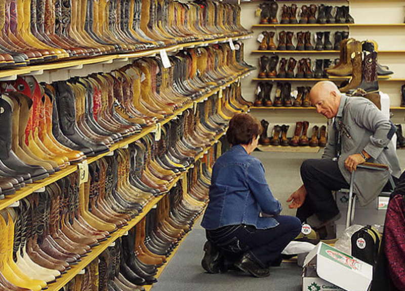 Canada West Boots Factory Outlet