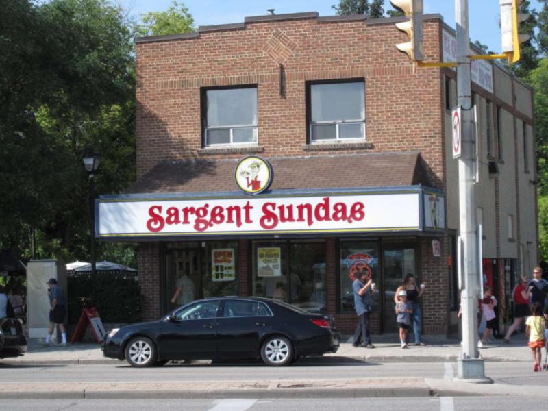 Sargent Sundae