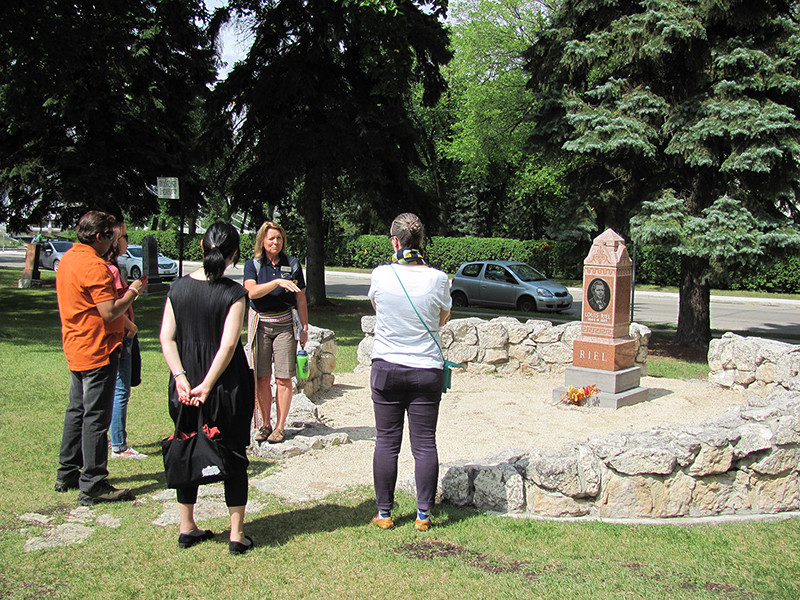 Old St. Boniface Walking Tours