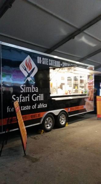 Simba Safari Grill