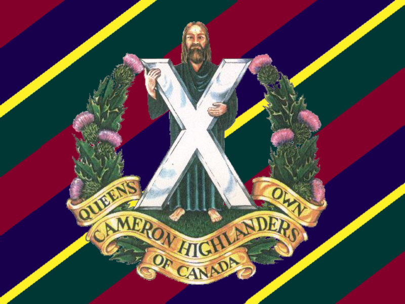 Queen's Own Cameron Highlanders of Canada Museum