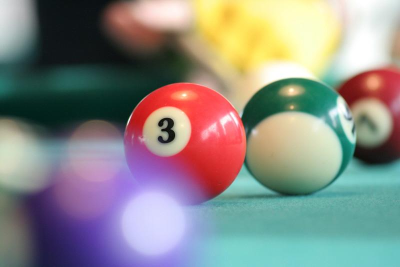 IQ's Cafe & Billiards