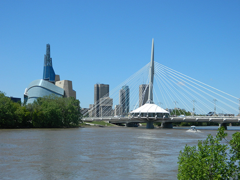 Winnipeg City Tour