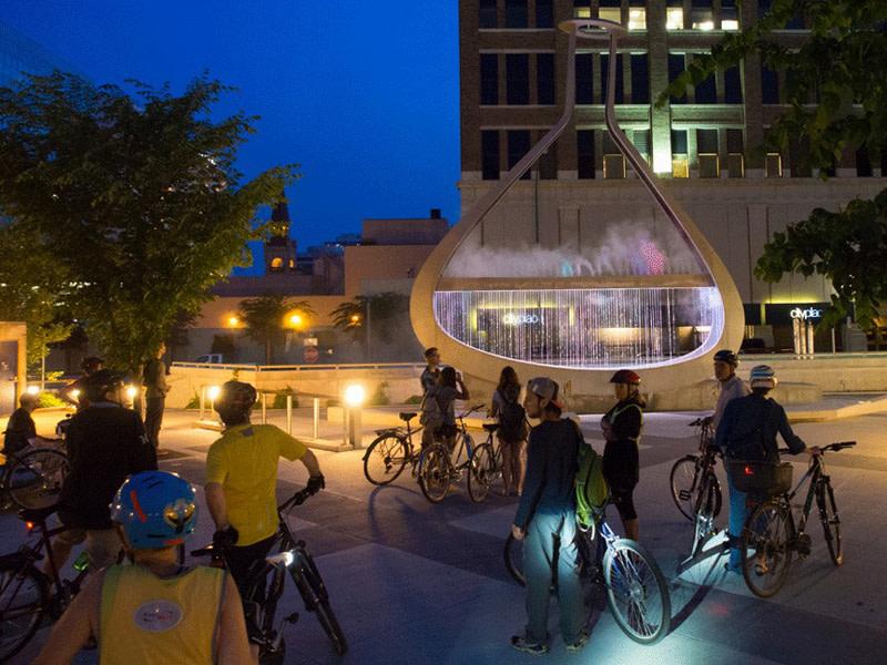 Winnipeg Arts Council's Public Art Tours