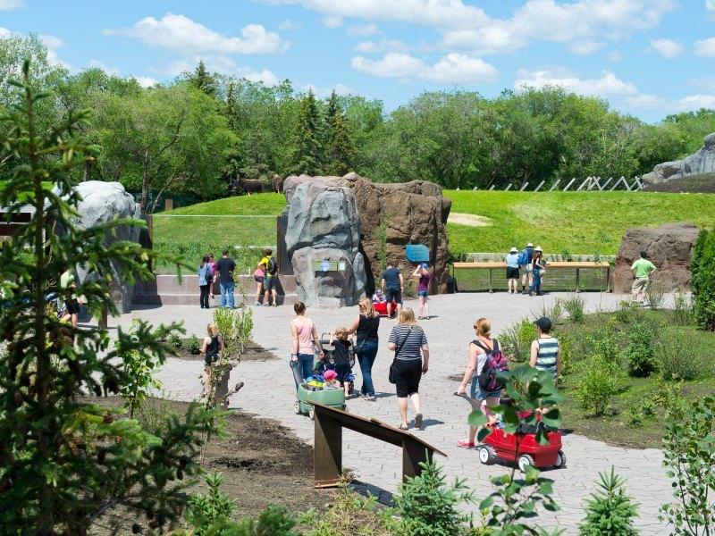 Assiniboine Park Zoo: Canadian Signature Experience