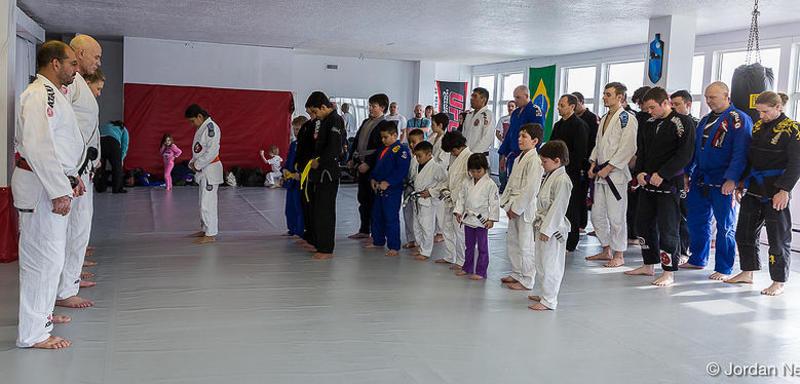 Academy 64 Self-Defense & Fitness Inc.